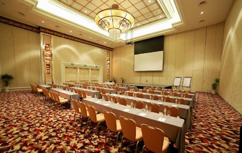 The Grand – địa điểm lý tưởng cho buổi họp 'sang chảnh'