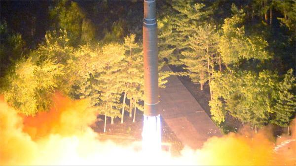 Vì sao điểm phóng tên lửa ở Triều Tiên khiến TQ lo?