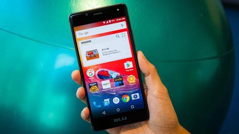 Lo ngại bảo mật, Amazon ngừng bán smartphone Android siêu rẻ