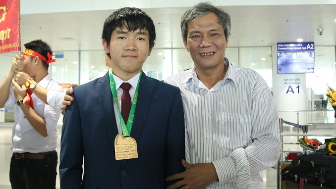 Thưởng 450 triệu đồng cho 1 Huy chương Vàng Olympic quốc tế