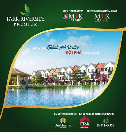 Ra mắt Park Riverside Premium ngày 6/8/2017