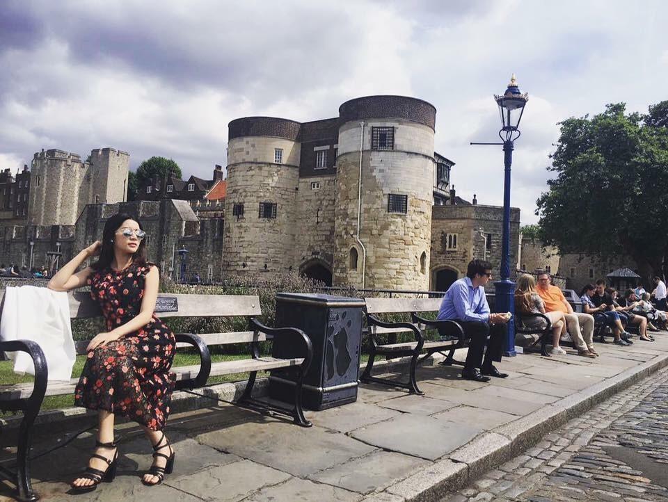 Yan My và trải nghiệm đáng nhớ ở châu Âu
