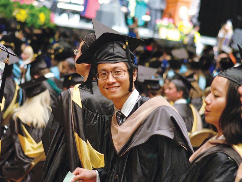 Huỳnh Hạnh Phúc chọn con đường mang lại hạnh phúc cho nhiều người