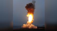 Mỹ phóng thử thành công tên lửa liên lục địa