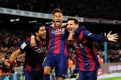 """Messi chúc Neymar """"gặp may"""" tại PSG"""