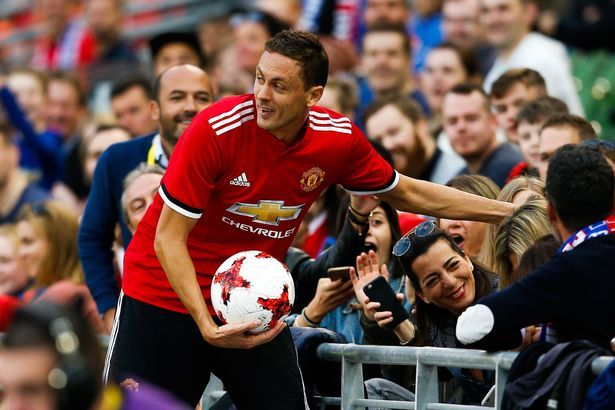 Matic, MU, Sampdoria