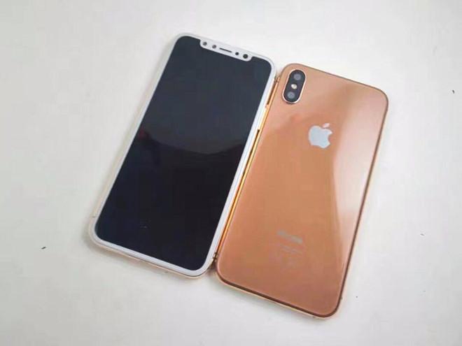 Mô hình iPhone 8 xuất hiện tại Việt Nam