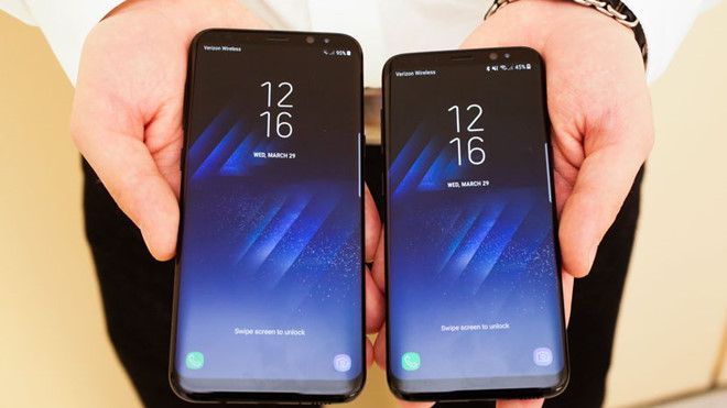 Galaxy S9, Samsung