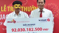 Một năm có mặt tại VN, tổng giải thưởng Vietlott hơn 1.409 tỷ đồng