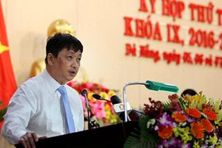 Phê chuẩn miễn nhiệm Phó chủ tịch TP Đà Nẵng