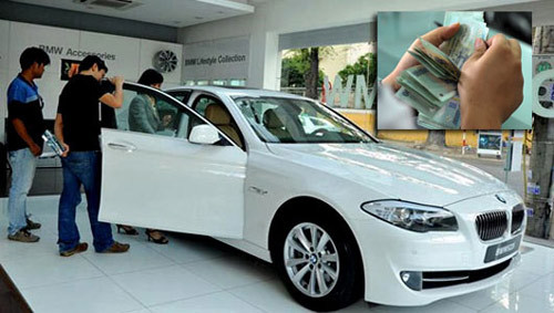 Tổng thu nhập 10 triệu/tháng, có nên vay 400 triệu mua ô tô trả góp?