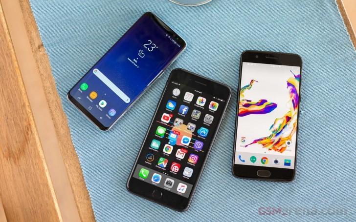 Samsung số 1 về bán smartphone, Oppo, Huawei chen chân tốp đầu