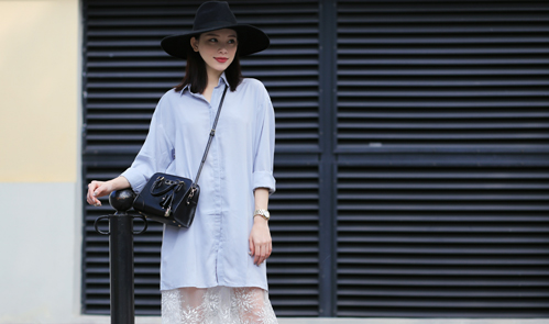Trẻ trung, thanh lịch với mẫu thời trang công sở hot nhất hiện nay
