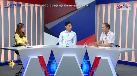 bàn tròn ASEAN lao động