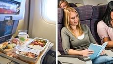 10 cách xua tan nỗi sợ vô hình khi đi máy bay