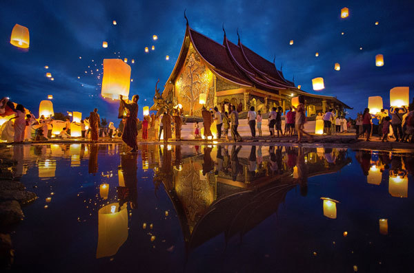 Những hình ảnh tuyệt đẹp về Đông Nam Á