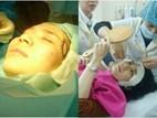 Cận cảnh quá trình phẫu thuật độn thái dương của Thanh Bi 'Người Phán Xử'