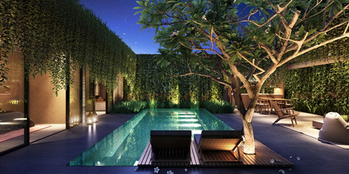 Wyndham Hotel Group bảo chứng giá trị cho biệt thự Phú Quốc