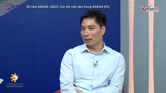 ASEAN, 50 năm ASEAN, năng suất lao động, xuất khẩu lao động