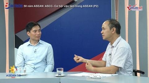 bàn tròn ASEAN lao động 22