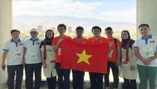 Việt Nam đoạt 1 Huy chương Vàng, 2 Huy chương Đồng Olympic Tin học quốc tế