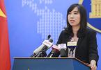 VN lấy làm tiếc về phát biểu của người phát ngôn Bộ Ngoại giao Đức