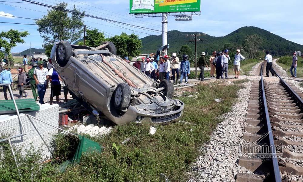 Giảm tai nạn, đường sắt quyết loại người ý thức kém