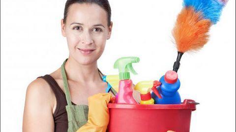 Làm việc nhà là một hoạt động thể dục giúp ngăn ngừa ung thư buồng trứng