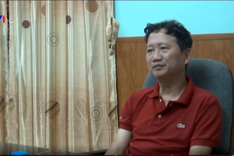 Trịnh Xuân Thanh tự thú