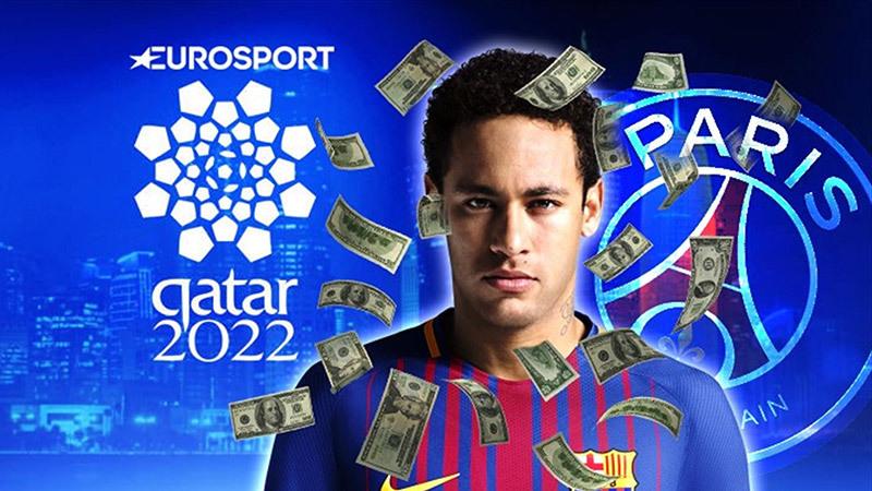 Neymar, Barca, PSG, Brazil