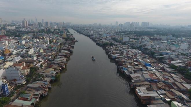 Giá đất Sài Gòn: Niêm yết 15 triệu/m2, thực tế 160 triệu/m2