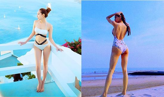 Hồ Ngọc Hà hay Minh Hằng đi du lịch sành điệu hơn?