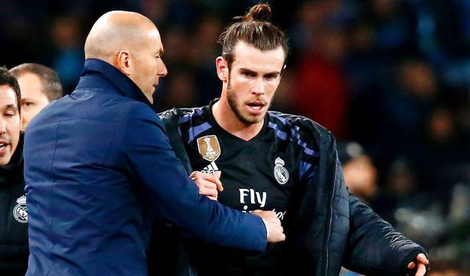 Zidane 'đá' Bale ra khỏi Real, MU sốt xình xịch