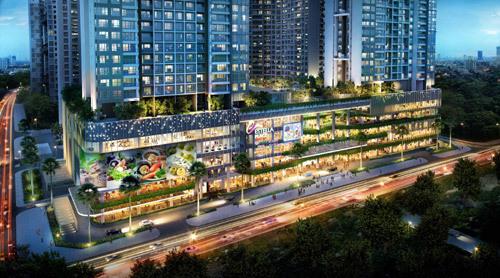 Mua nhà Estella Heights, nhận 10 lượng vàng dịp Quốc khánh Singapore