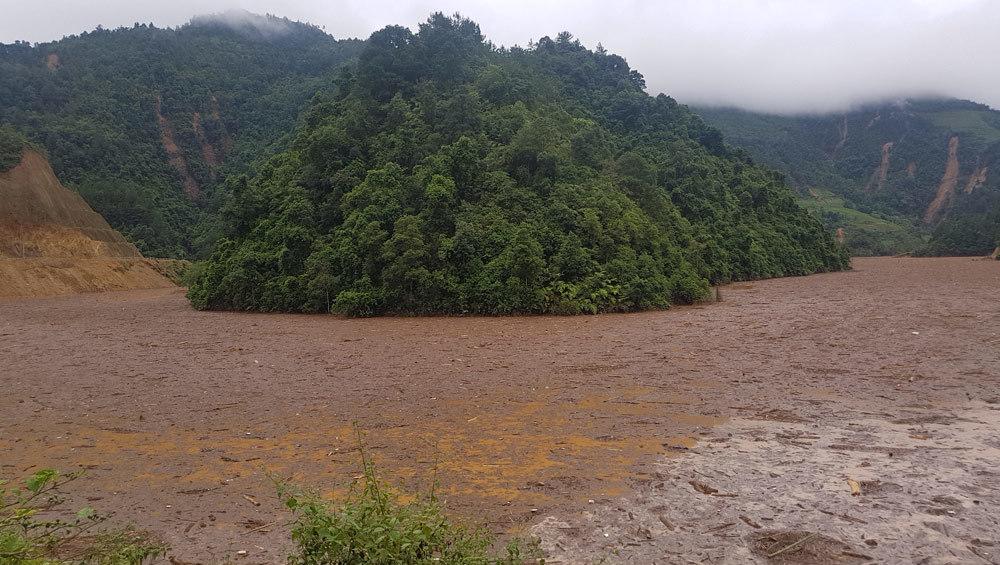 Lũ quét,Sơn La,Yên Bái,lũ lụt,mưa lũ