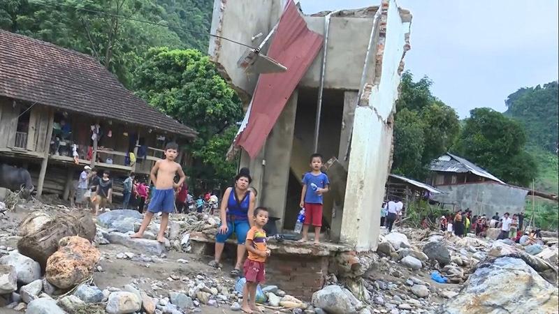 Lũ quét,Sơn La,Yên Bái,lũ lụt