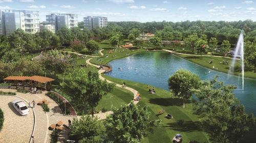 Gamuda Land: 'Mở không gian sống xanh, dựng tương lai vững bền'