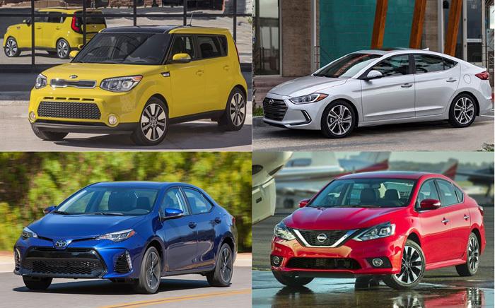 Những mẫu xe gia đình tốt nhất có giá chưa đến 450 triệu