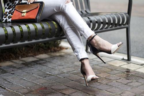 Những mẫu giày nữ thời trang cho cô nàng công sở