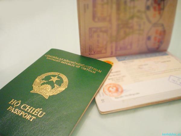 Bị phạt nếu mất hộ chiếu mà không trình báo