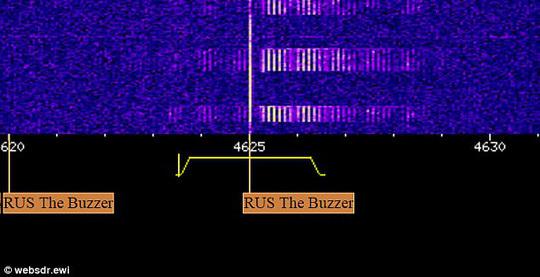 Bí ẩn tín hiệu lạ trên đài phát thanh 'ma' ở Nga