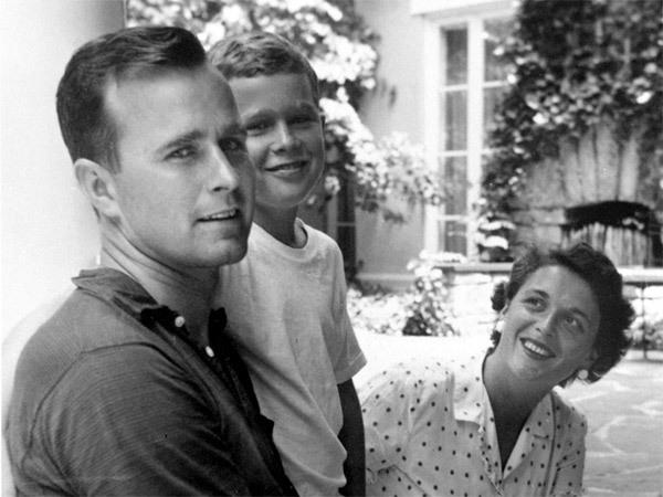 Dung mạo thời trẻ của các Tổng thống Mỹ