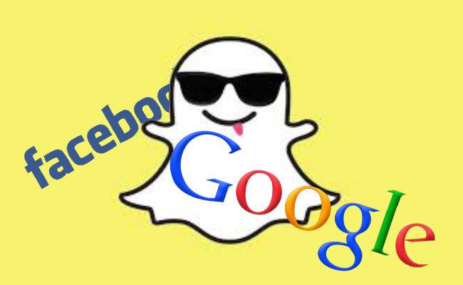 Google muốn mua lại Snapchat với giá 30 tỷ USD