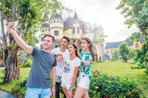 Hấp dẫn trải nghiệm team building ở Vinpearl Land Nha Trang