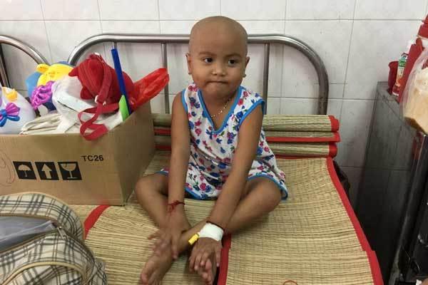 ung thư máu,bệnh hiểm nghèo,từ thiện,hoàn cảnh khó khăn