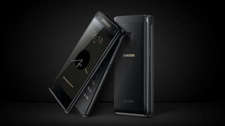 Samsung chính thức giới thiệu điện thoại gập cao cấp 2 màn hình