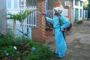 Hà Nội huy động phụ nữ, cựu chiến binh diệt bọ gậy