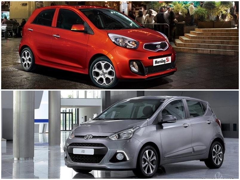 Ô tô Nhật cỡ nhỏ giá 400 triệu: Đánh bật Kia Morning, Hyundai i10