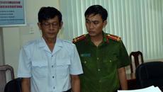 Bắt Chánh thanh tra Sở KH&CN tỉnh Trà Vinh
