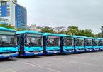 Hà Nội thay thế nhiều xe buýt mới, wifi miễn phí